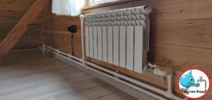 Обустройство систем: отопления, водоснабжения и канализации под ключ в Лесной Городок