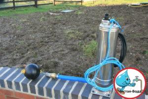 Установка или замена насоса из колодца, скважины в Икша