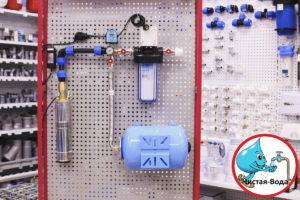 Заказать водоснабжение для частного дома под ключ в Балабаново