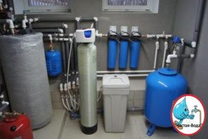 Обустройство водоснабжения из скважины под ключ в Кольчугино