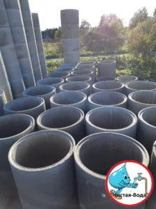 Копка колодца в Кольчугино